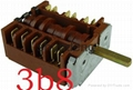 The oven temperature control switch switch electric switch gear  3
