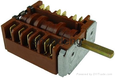 The oven temperature control switch switch electric switch gear  1