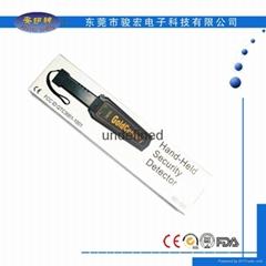 供应工厂灵敏度高手持金属探测器