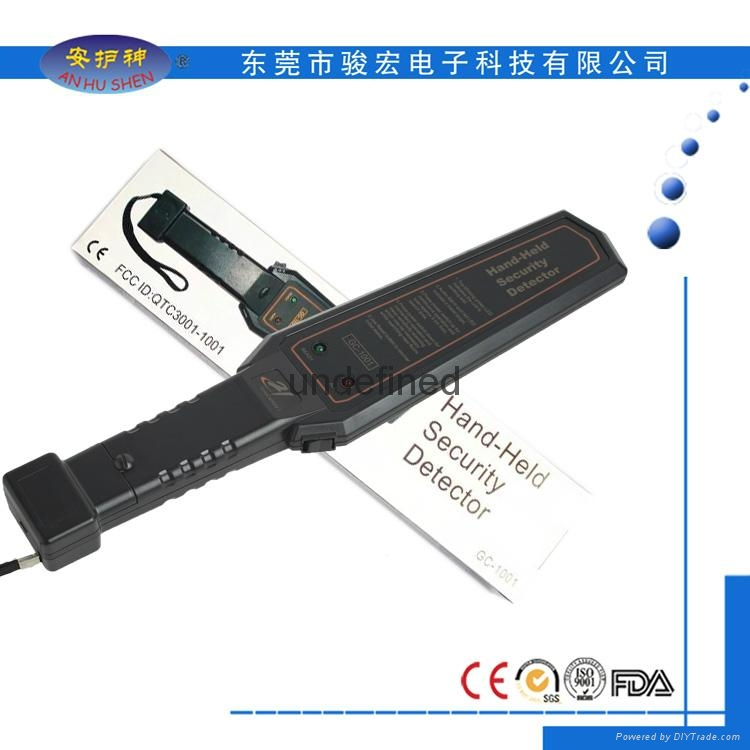 供应工厂灵敏度高手持金属探测器  5