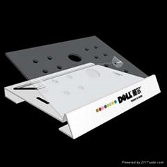 Acrylic Display Tablet Computer Camera Display Stand Holder Rack