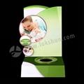 Handmade Deluxe Clear Acrylic Baby Skin