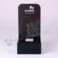 Customized Black Acrylic Electronic