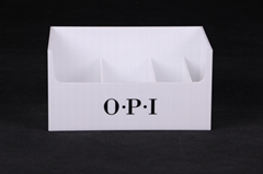 NEW Fashion Acrylic Makeup Organizer Nail Polish Storage Box Display