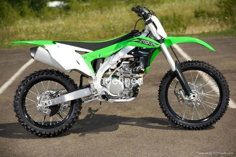 2016 Brand New KX 450F Dirt Bike  4