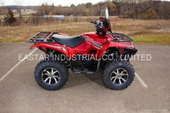 New Original 2016 Grizzly EPS LE ATV