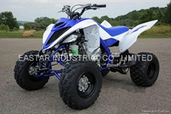 Latest 2017 Raptor 700R ATV