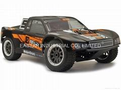 Best Xmas gift !!! Baja 5SC RTR Truck (Black)