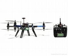 3D Robotics X8+ 2.4GHz 9CH RC Drone
