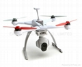 Blade 350 QX3 and CGO2 GB HD Camera RC