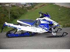 Newest 2017 SRViper X-TX Snowmobile