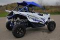 New Original 2017 YXZ1000R SS Team Blue UTV