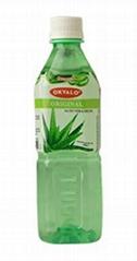 OKYALO Wholesale 500ml Aloe vera juice drink with Original flavor