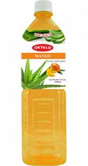 OKYALOmango aloe vera juice drink supplier