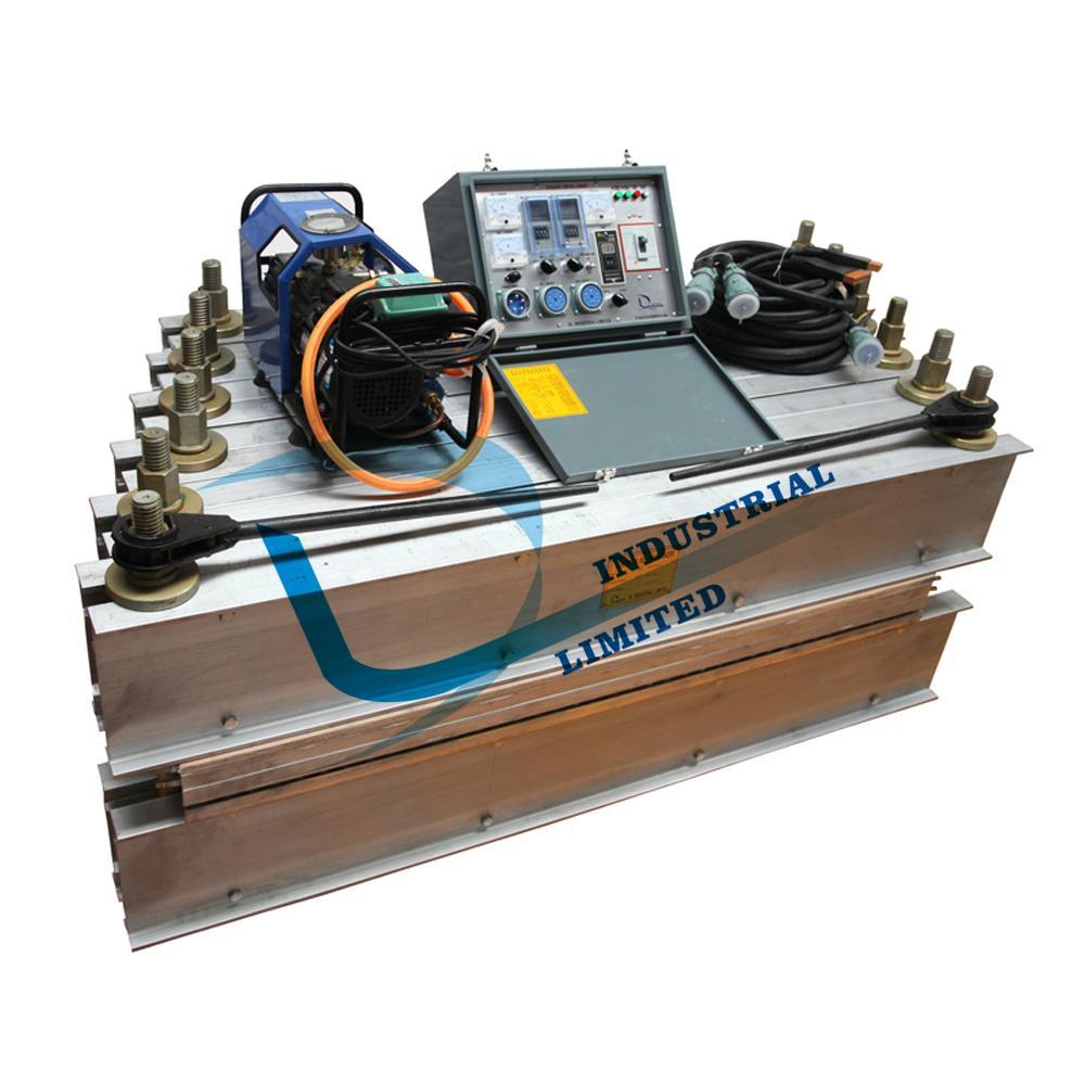Rubber Conveyor belt vulcanizing press machine 1