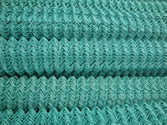 chain link mesh fencing pvc coated chain link fences