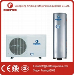 Domestic Air Source Heat Pump,Split type