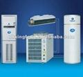 Multi-function heat pump water heaters