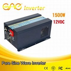 12V 1500W Low Frequency Pure Sine Wave Inverter with AC charger