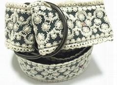 lace fashion belt