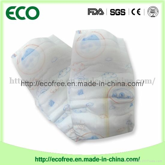 Product Description Product Description With Cloth like  backsheet+velcro tapes+ 1