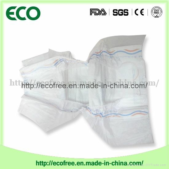 Product Description Product Description With Cloth like  backsheet+velcro tapes+ 2