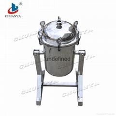 Liquid Vessel Stainless Steel Titanium Rod Filter Equipment
