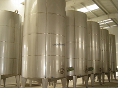 Zhejiang Supplied Stainless Steel Storage Tank