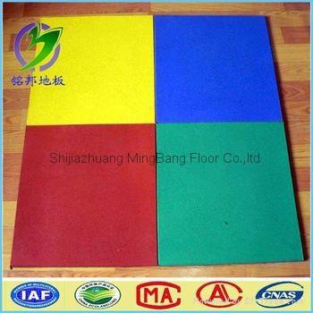 Fitness equipment Crossfit Gym rubber flooring mat 2