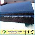 Fitness equipment Crossfit Gym rubber flooring mat 1