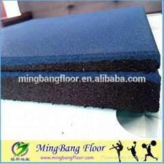 Fitness equipment Crossfit Gym rubber flooring mat