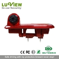 Renault Trafic brake light camera