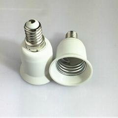 E14 to E27 Flame Retradant Lamp holder