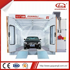 Professional Factory Supply Spray Booth for Car Painting