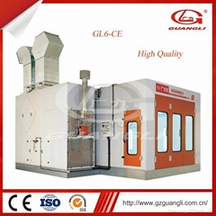 Guangli Professional Spray Booth for Car Painting/Baking