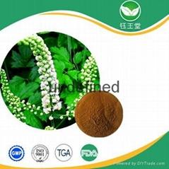鈺王堂廠家直銷黑升麻提取物2.5%~5%