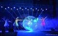天津年会服务会场场地布置年会策划方案礼仪开场水晶芭蕾演出 6