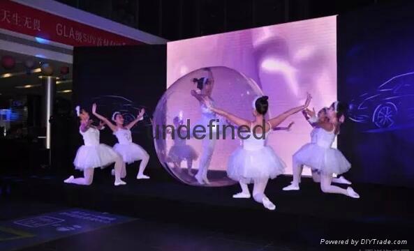 天津年会服务会场场地布置年会策划方案礼仪开场水晶芭蕾演出 1