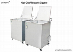 Limplus golf club ultrasonic cleaner coin token function
