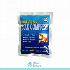 Disposable Instant Cold Pack Freezer