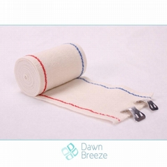 Crepe Cotton Spandex Bandage for Protection and Compression