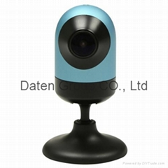 Meknic Q2 Full HD 1080P Wifi Car DVR Camcorder with 156° Wide Angle Hand Gesture