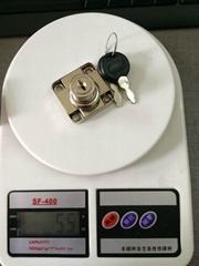 furniture iron 138-22 drawer lock