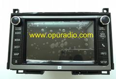 FUJITSU TEN 86107-0T040 DVD Navigation
