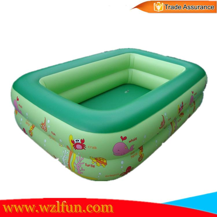 Lovely Kids Mini Inflatable Swimming Pool Water Games 3