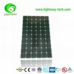 Mono 250w solar panel solar home system