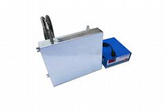 Ultrasonic high power pulse generator