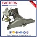 turbocharger 17201-33010 for BMW Mini One D Toyota Yaris D4-D 4