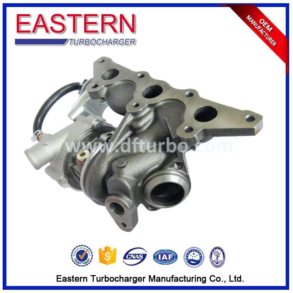 turbocharger 708837 for Smart-MCC Smart 0,6 (MC01) YH 2