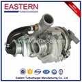 turbocharger 708837 for Smart-MCC Smart 0,6 (MC01) YH 3